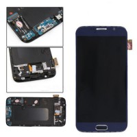 LCD digitizer With frame TFT for Samsung S6  G9200 G920 G920F G920A