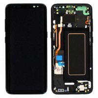 LCD digitizer with frame for Samsung S8 G9500 G950 G950F G950A