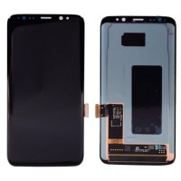 LCD digitizer assembly for Samsung Galaxy S8 G9500 G950 G950F G950A Black