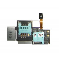 Sim SD connector flex for Samsung Galaxy Note LTE i717