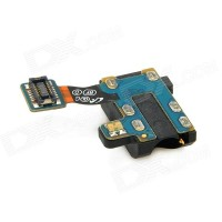 Audio jack flex for Samsung Mega 6.3 i9200 i9205 i527