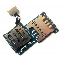 Sim SD connecotr flex for Samsung Captivate Glide i927