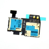 sim reader flex for Samsung Galaxy S4 Active i9295 i537