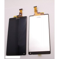 Lcd digitizer assembly for Sony Ericsson L35h Xperia ZL