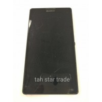 Lcd digitizer with frame for Sony L35h Xperia ZL C6502 C6506