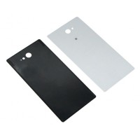 Back plate white for Sony ericsson S50h Xperia M2 D2302 D2305