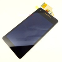 Lcd digitizer assembly for Sony ericsson Xperia v LT25 LT25i
