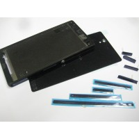 Full housing black for Sony Ericsson LT36i LT36h L36i Xperia Z