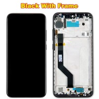 Lcd digitizer assembly with frame for Xiaomi Note 7 Note 7 Pro