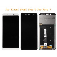 Lcd digitizer assembly for Xiaomi Note 5 Pro Note 5 BLACK