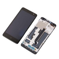Digitizer LCD assembly with frame for ZTE Grand X4 Z956