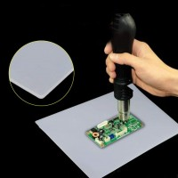 Silicone Desk Heat-Resistant Pad Soldering Station Repair Insulation Maintenance Mat
