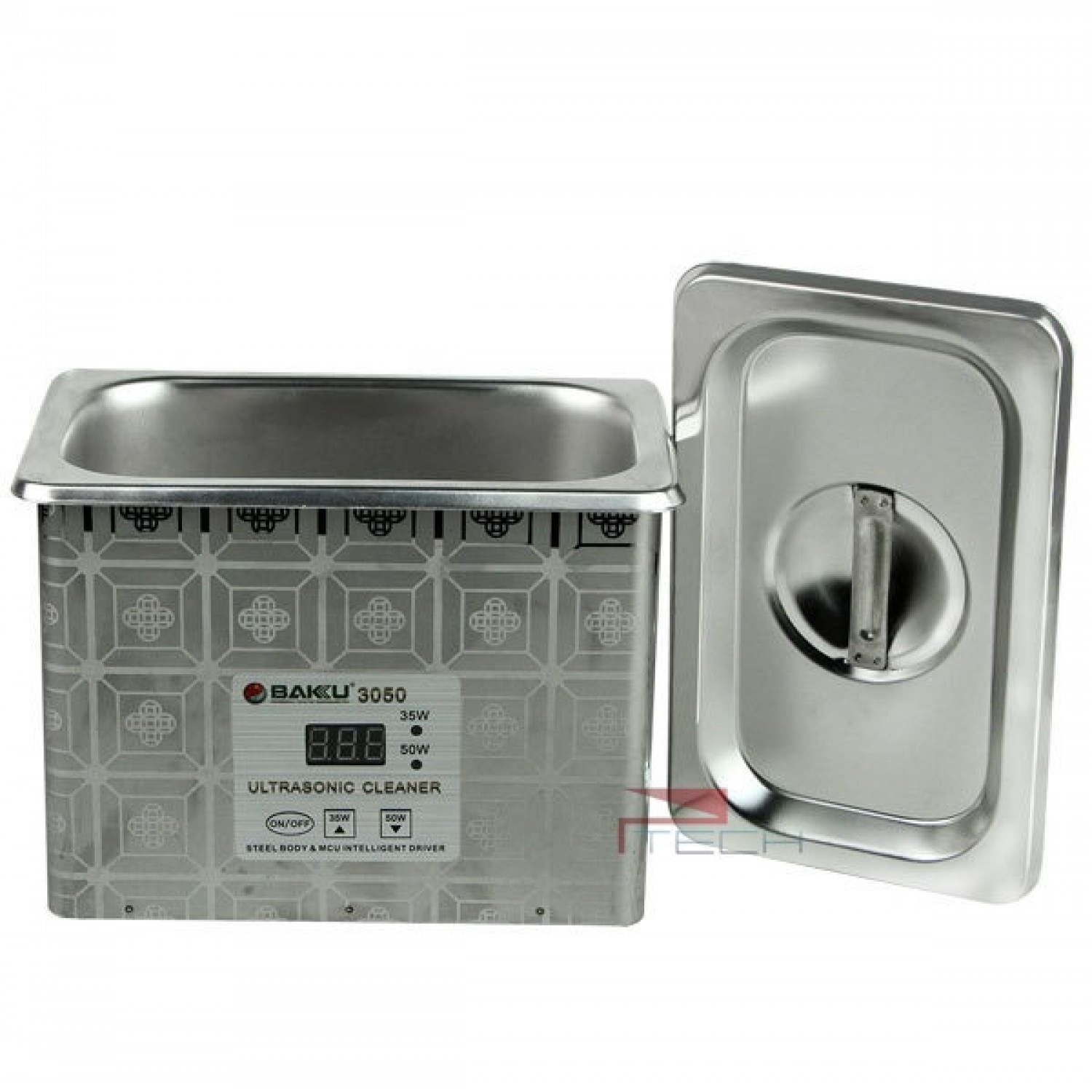 Stainless Steel Digital Ultrasonic Cleaner